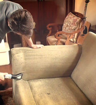 Sofa and couch cleaning services in Los Angles